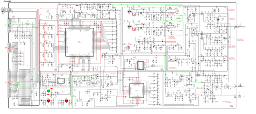 PLL unit board schematic